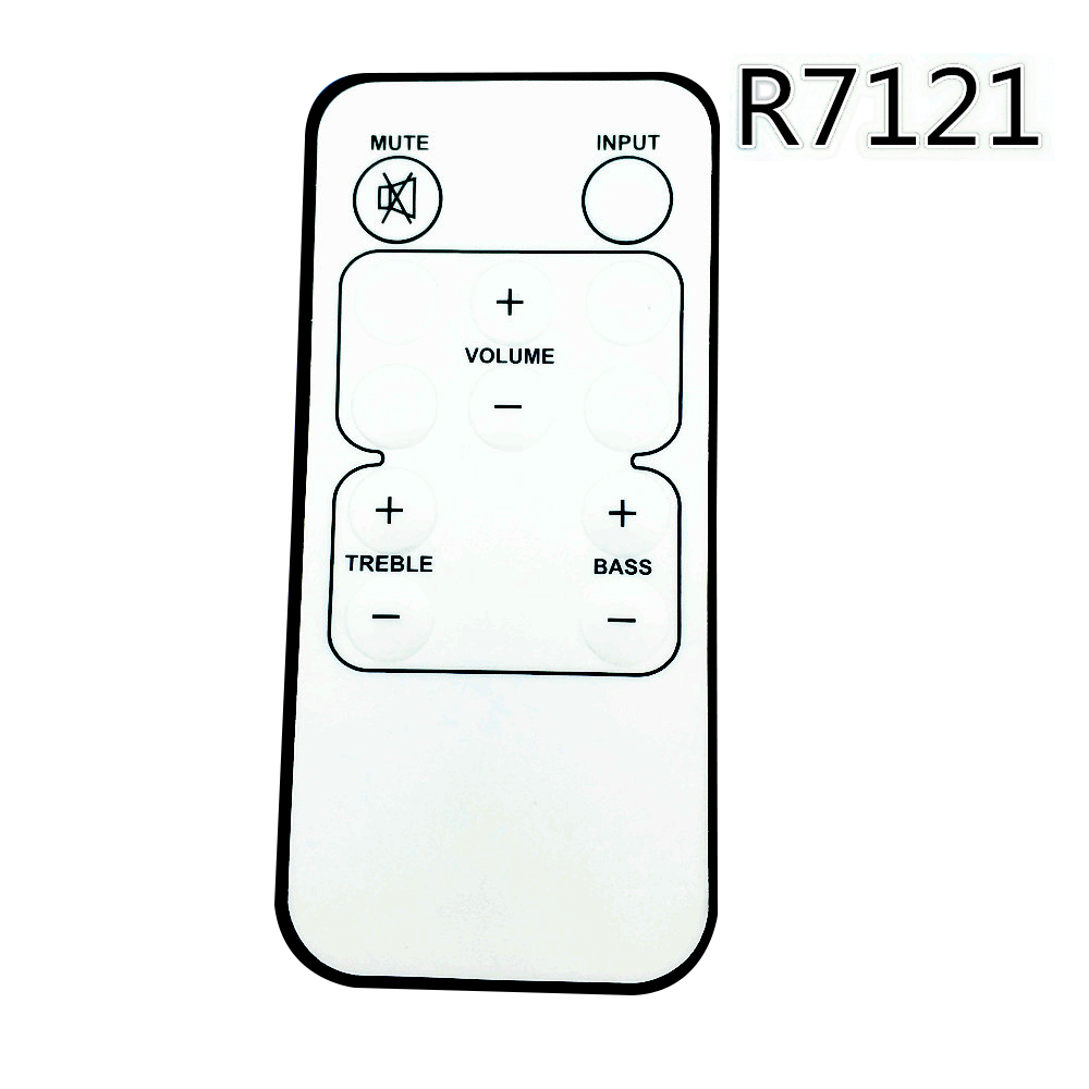 Für Microlab R7121 solo 6c 7c 8c 9c Sound lautsprecher system produkt 1c 2C 3C 4C 5C fernbedienung R7121 RA093 RC071