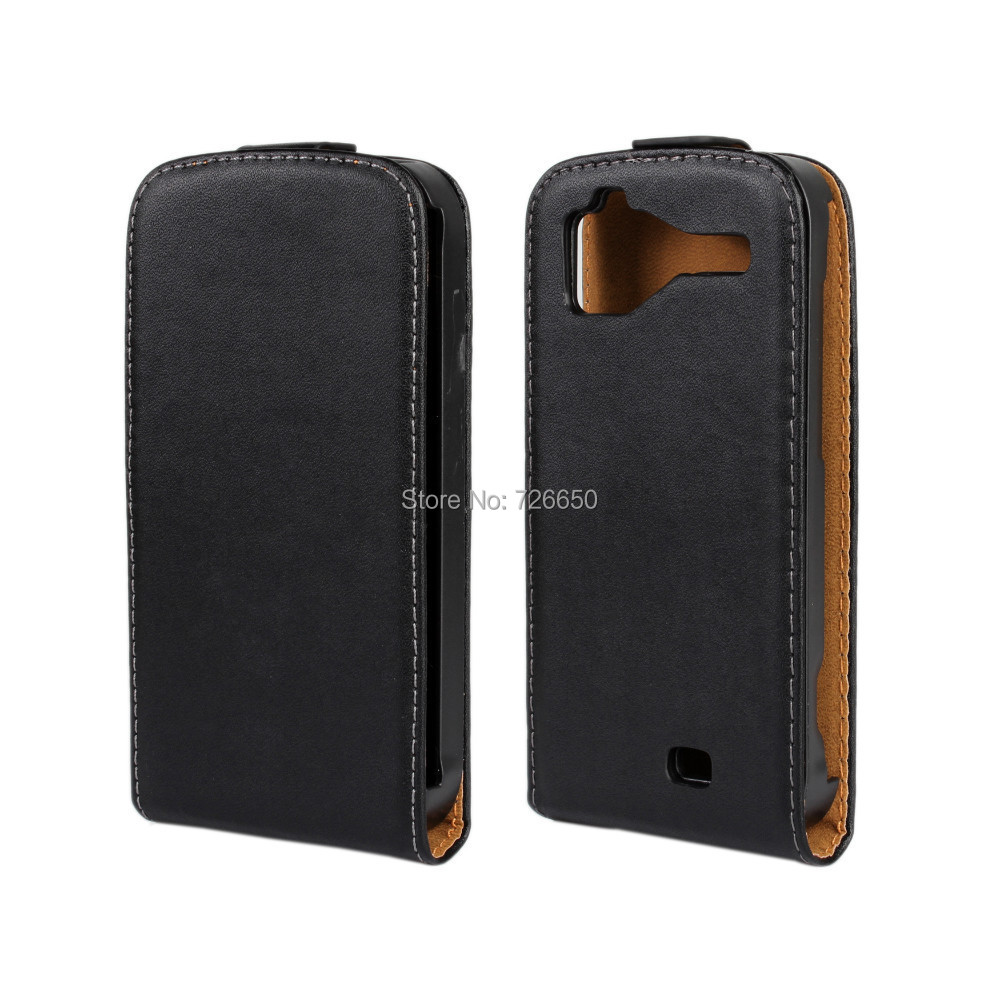 Genuine Leather Case For HTC Sensation G14 Flip Protective Cover