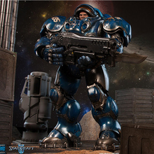 Tychus Game Action Arts