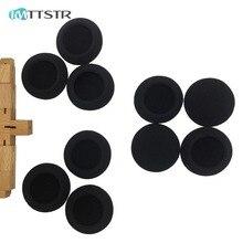 IMTTSTR Soft Foam Spons Oor Tip Cover Vervanging Oordopjes Covers voor Philips SHB4000 Oortelefoon Mouw
