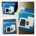 ГОРЯЧИЕ Продажи 128mb ~ 128 ГБ микро карты памяти карты ПАМЯТИ карты Памяти для сотового телефона с адаптером Реальная емкость для смартфонов