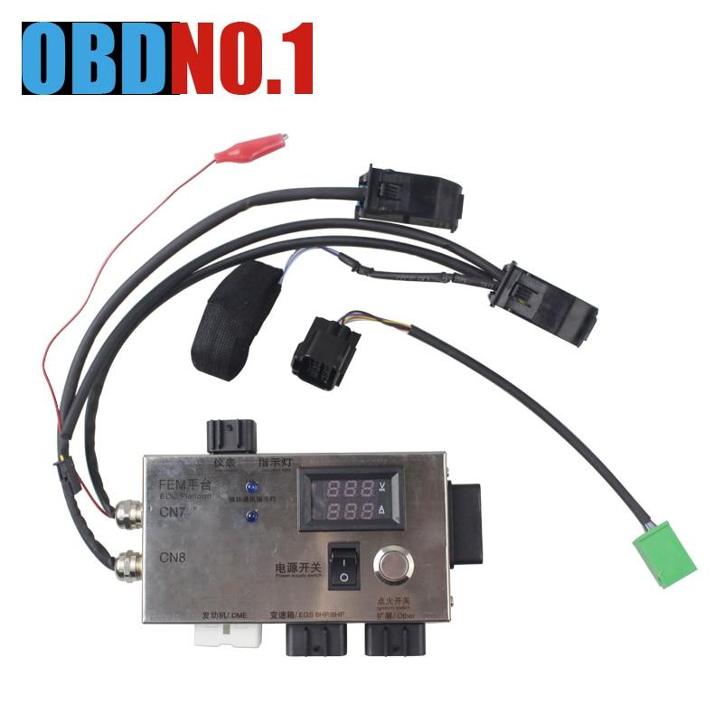 FEM BDC Module 14V 5A Dedicated FEM BDC Module Testing Platform ForBMW Module Noneed Start-stop Button Gearbox Plug Engine Line