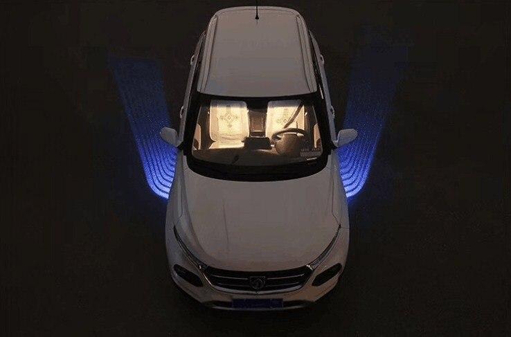 все цены на Qirun led Greeting Atmosphere Decorative Daylights Brake Fog lamp Reverse Headlight Turn signal for Volvo V60 Cross Country V70 онлайн