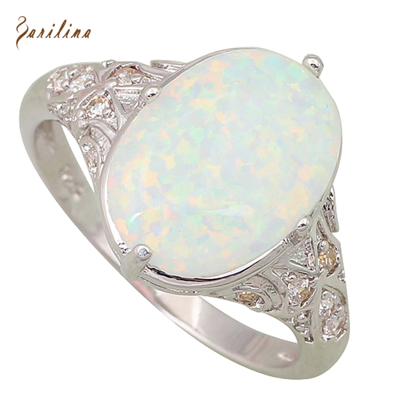 fashion opal rings fina jewelry women 39 s rings white fire. Black Bedroom Furniture Sets. Home Design Ideas