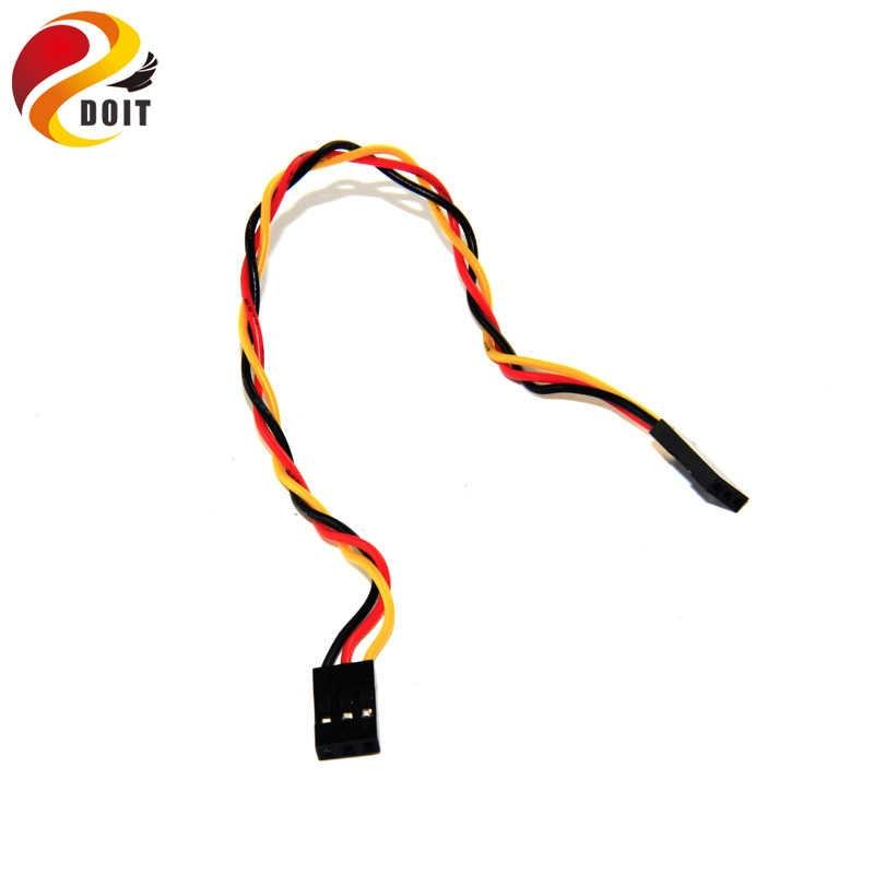 DOIT 3 Pin 3 P Dupont линии 2,54 Расстояние 20 см длинные хлеб кабеля развития DIY Kit RC игрушки соединительный кабель Line