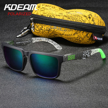 KDEAM Women Men Sunglasses Polarized Sunglasses Drive Beach Glasses UV