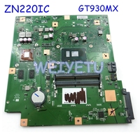 ZN220IC With I3 / I5 CPU GTX930MX 2G motherboard For ASUS ZN220IC All in one Desktop mainboard 90PT01N0 R02000