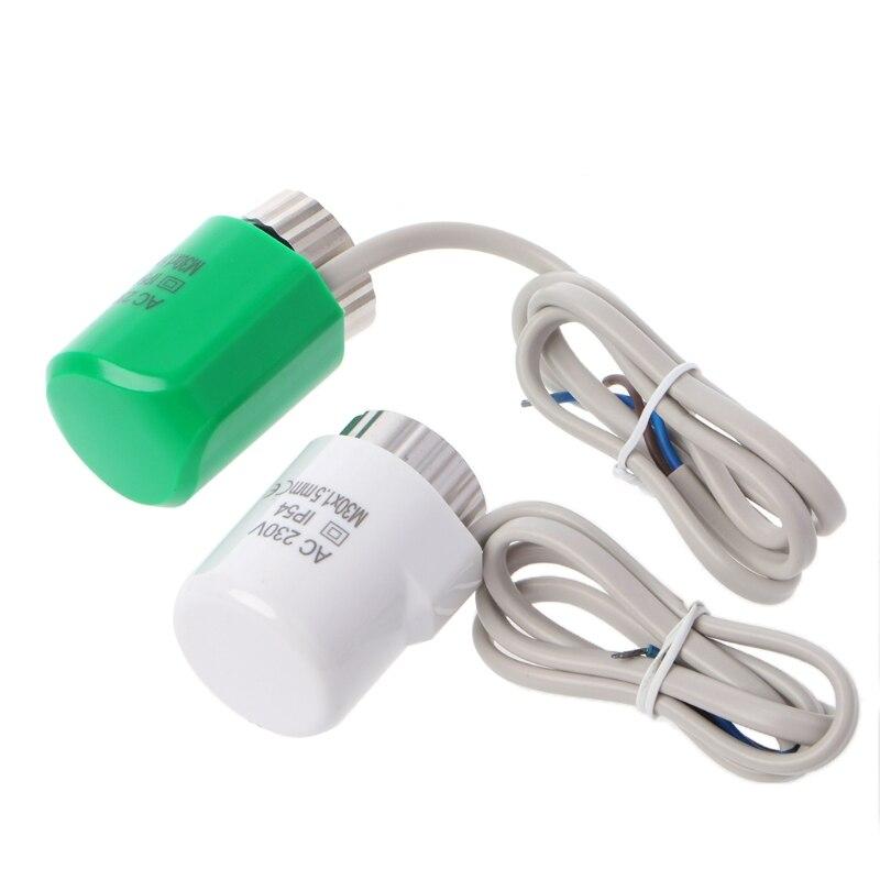 Обычно закрытый привод для подогрева пола 230V 2W|actuator|actuator for manifoldactuator heating | АлиЭкспресс