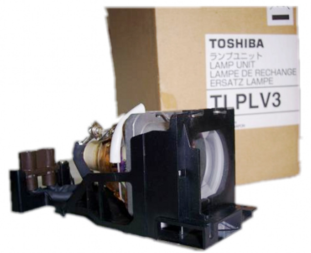 TLPLV3 Projector Lamp with housing for TOSHIBA TLP-S10U / TLP-S10 / TLP-S10D tlplv3 replacement projector lamp with housing for toshiba tlp s10u tlp s10 tlp s10d
