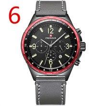 Em 2019, novo relógio de quartzo homens, esportes ao ar livre dos homens de alta qualidade cinta relógio de pulso, relógio de negócios de moda, do sexo masculino. 1