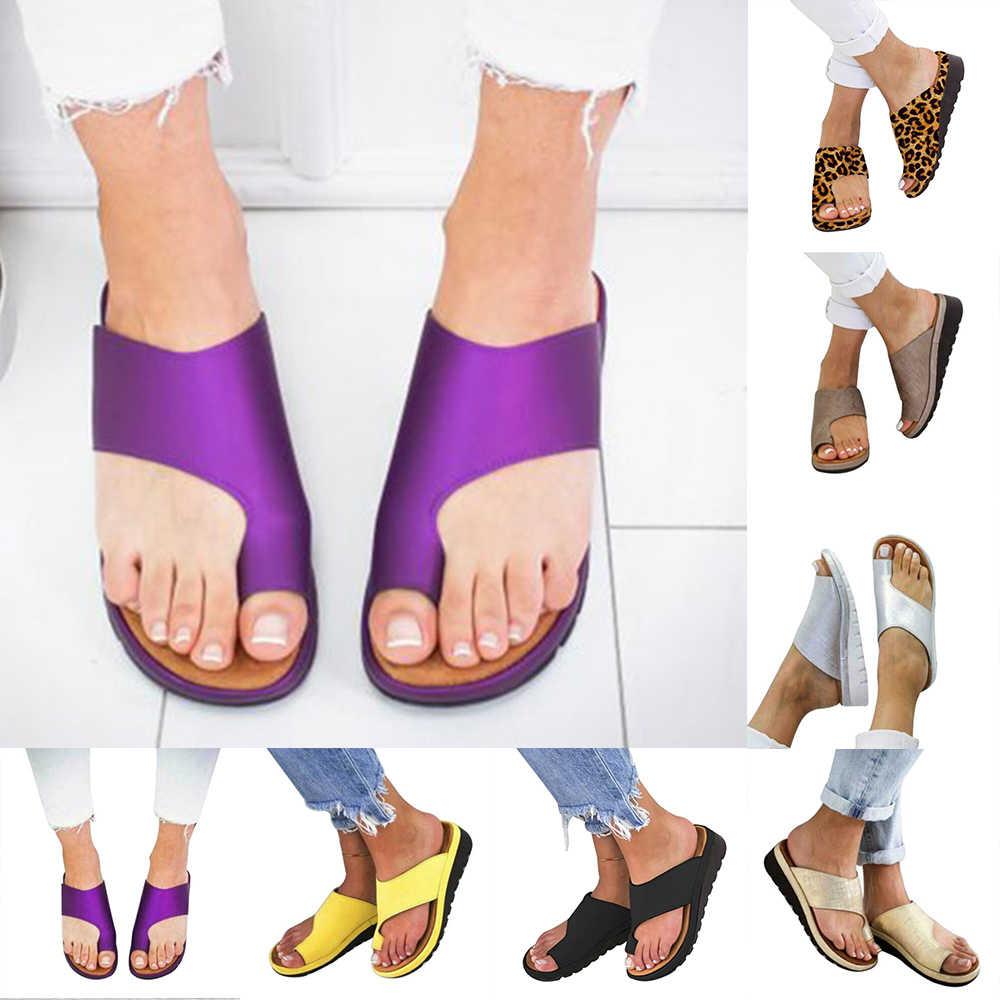 2019 г.; женские тапочки; дышащая обувь с застегнутым носком; однотонные женские шлепанцы с открытым носком