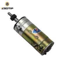 ZSDTRP мотоциклетные стартер электрический стартер самокат ATV квадроцикл двигателя электрический стартер двигателя для KC750