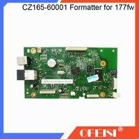 5X الأصلي المنسق مجلس PCA آسى المنطق الأم اللوحات الرئيسية مجلس CZ165-60001 ل HP Color LaserJet برو MFP M177 177FW M177FW