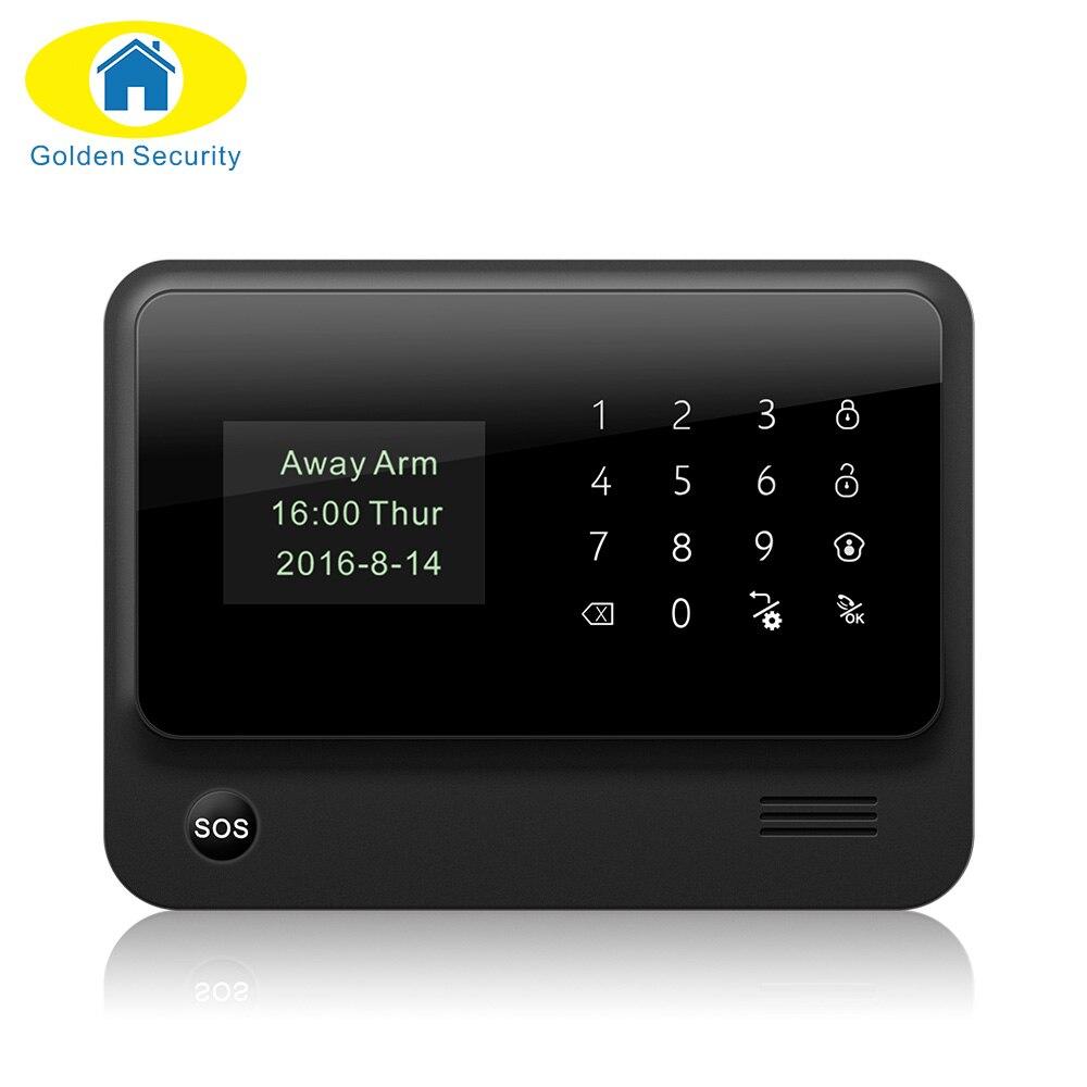 bilder für 2017 G90B-PLUS GSM Alarm System APP Fernbedienung Smart Home Intelligente GSM GPRS SMS Wifi Alarmanlage Sicherheit