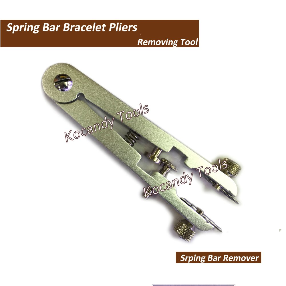 Watch Bracelet Pliers Tool 6825 Standard Of Spring Bar Repair Removing Free Shipping In Tools Kits From Watches On
