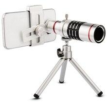 Big sale 18X Optical Zoom Telescope Telephoto Phone Lens + Universal Clip For iPhone 6 Plus For Samsung Xiaomi Huawei Meizu Smart Phones