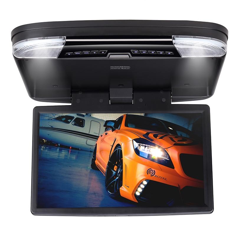 XST 15.6 inčni auto-stropni DVD okrenite krov DVD monitor automobila - Automobilska Elektronika - Foto 2
