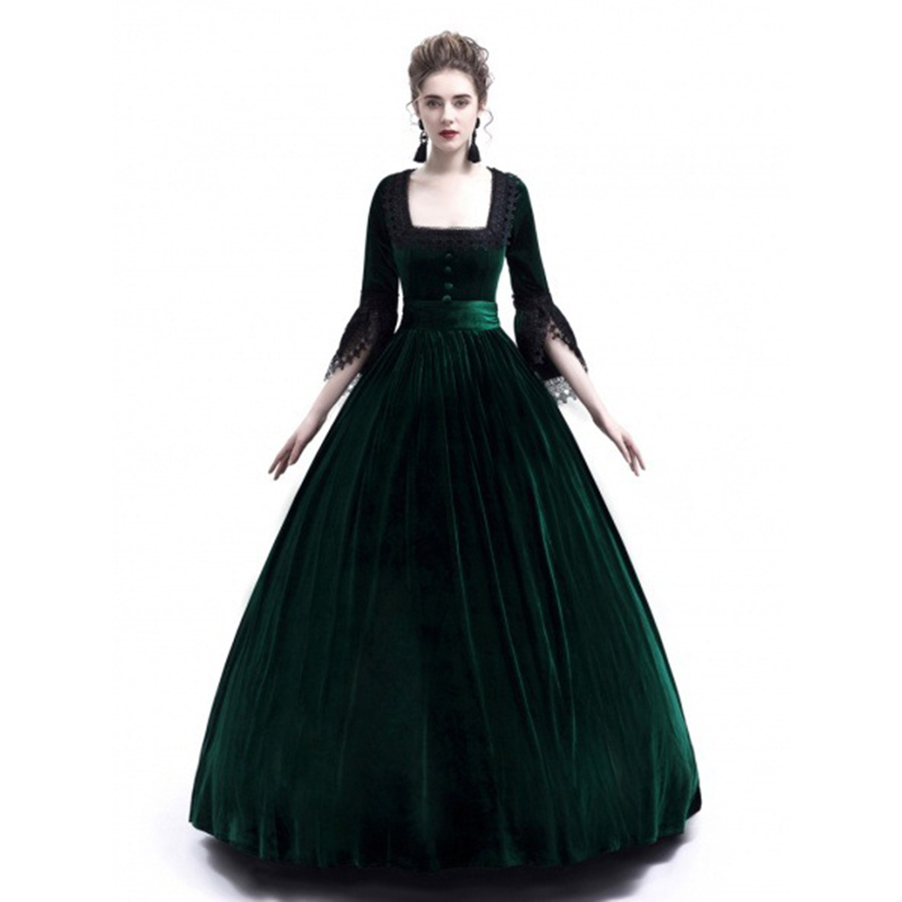 Rational 18th Century Historical Stage Costume Ball Gown Halloween/southern Belle Ball Gown Halloween Costumes Dress For Women Home