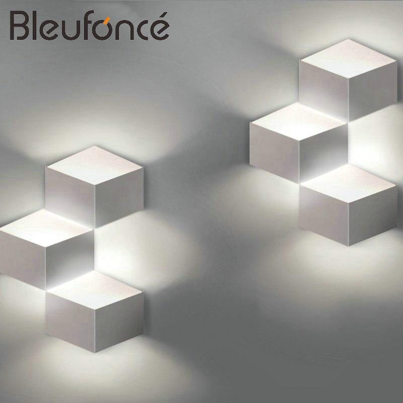 Lâmpadas de Parede estar lâmpada de parede bl133 Características : Led Wall Lamp