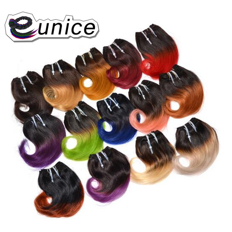 Hair-Extensions Hairstyle Synthetic-Hair-Bundles Eunice-Hair Body-Wave African-Fiber