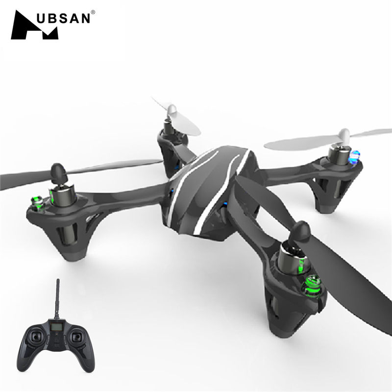 New Version Upgraded Hubsan X4 V2 H107L 2.4G 4CH 6-Axis RC Drone Quadcopter RTF Mode  1 / Mode 2