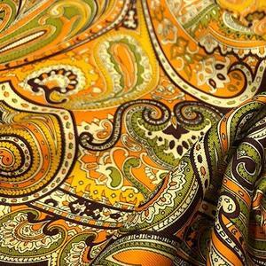 Gold Digital Printing Polyeste