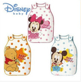 summer cotton baby sleeping bag, baby sleeping bags sleeveless summer vest wholesale anti-kick