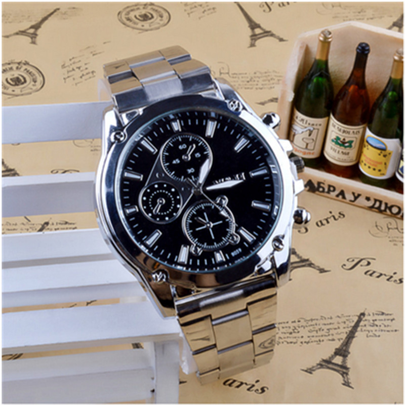 2019 Watch Men Fashion Business Waterproof Watch Sport Quartz Clock Mens Watches Top Brand Luxury  Gifts for Men