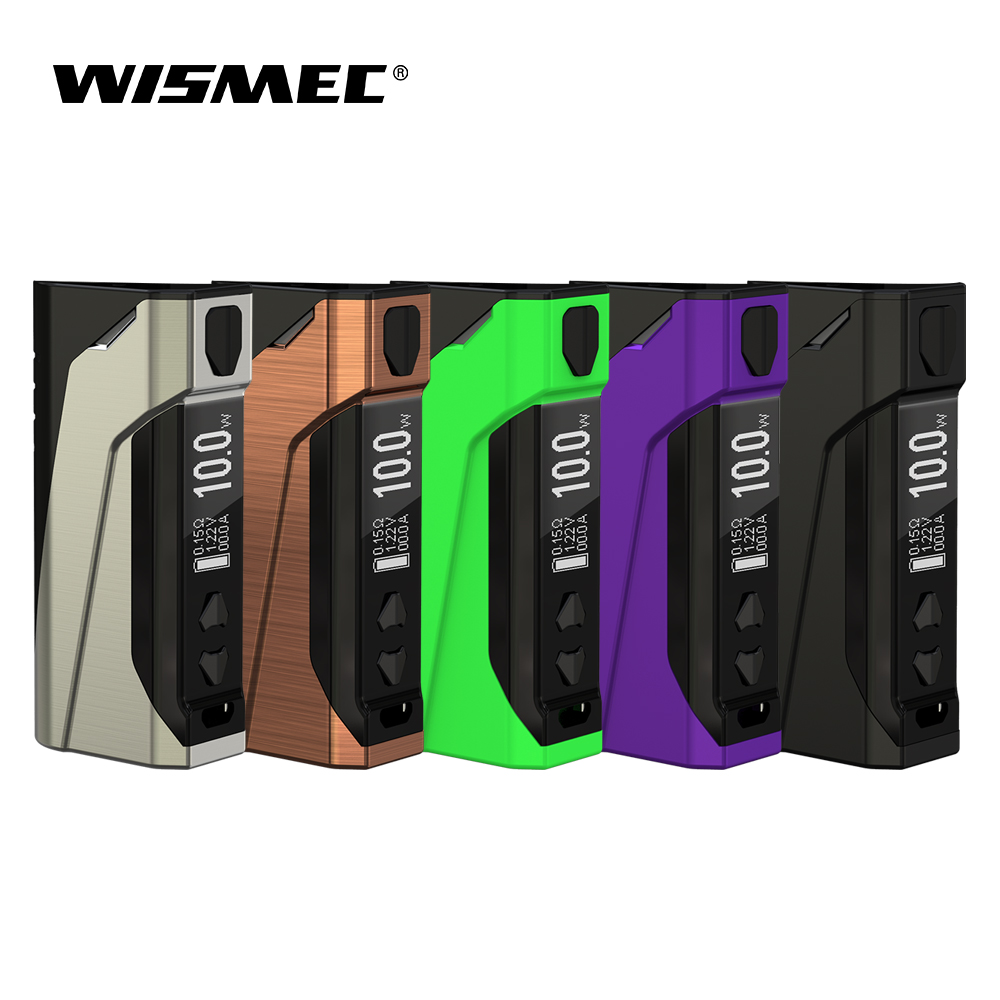 Original Wismec CB-60 Mod Box inbuilt 2300mah battery 60W Output Electronic cigarette vape mod box clearance original 60w digiflavor df 60 tc mod with 1700mah built in battery max 60w output electronic cigarette vape box mod