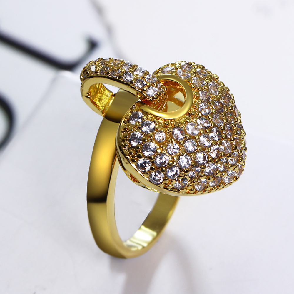 Lovely Ring For Birthday Gift Cute/Romantic Rings