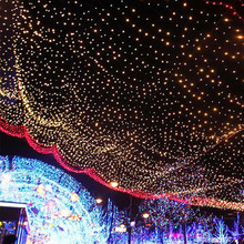 10M 50 LEDs Solar Power Fairy Lights Holiday Lighting Xmas Holiday Party Outdoor Garden Tree Decoration String Lamp E#CH