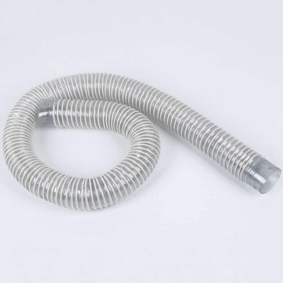New 55mm Inner Diameter Suction Tube Cleaner Hose Bellows Straws for Third Generation Turbocharged Cyclone SN50T3