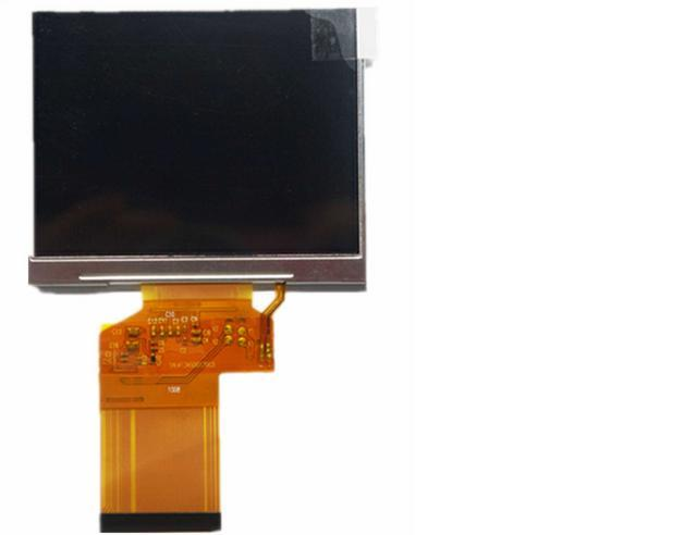 3.5'' 3.5 Inch HD TFT LCD Screen LQ035NC111 For Satlink WS-6902 6905 6906 6908 6909 6912 No Touch