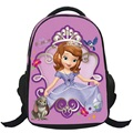 Orthopedic Children Sofia School Bags For Girls Kids Backpack Cinderella WINX Book Bag Princess the Primary First Schoolbag