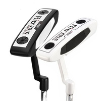 Genuine PGM Unisex Golf Driver Club Putter Men And Women Right Hand Steel White Black Club