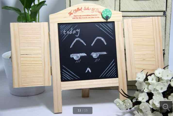 Бесплатная доставка цельный деревянный штемпель для штемпеля однопанельный решетчатый магазин доска для сообщений, реквизит для стрельбы Детские деревянные игрушки