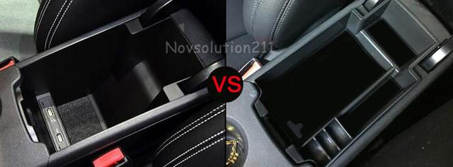 Recipiente De Armazenamento Caixa de apoio de braço Para Mercedes Benz A Classe W176 2012-2016
