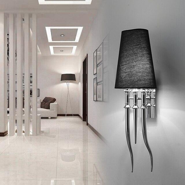 IPE cavalli brunilde Moderne edelstahl wand lampe für schlafzimmer ...