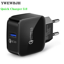 YWEWBJH Universal USB Charger quick charge 3.0 for iPhone X 8 7 Fast Wall Samsung S9 Mobile Phone