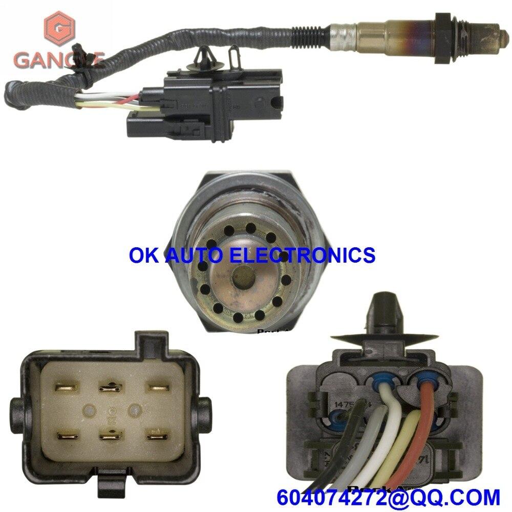 Capteur d'oxygène O2 CAPTEUR Lambda AIR FUEL RATIO pour INFINITI FX45 M45 Q45 NISSAN QUEST MURANO MAXIMA ALTIMA 22693-7Y020 2004-2010