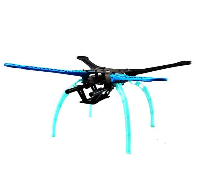 F08151 500mm Multi-Rotor Air Frame Kit S500 w/ Landing Gear for FPV Quadcopter Gopro Gimbal F450 Upgrade f08151 b 500mm multi rotor air frame kit s500 w landing gear esc motor welded qq super control board t8fb 8ch rx