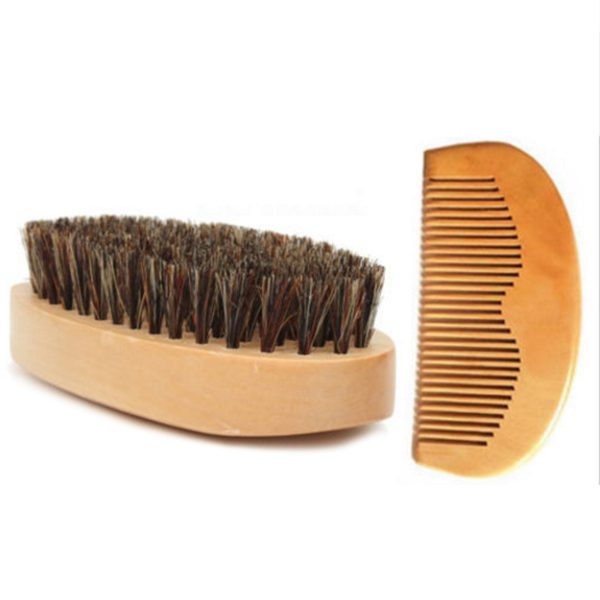 Beard Growth Beard Gift Kit Beard Comb