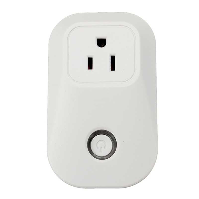 SONOFF ue/US/UK/AU standardowy inteligentne gniazdo WiFi bezprzewodowy zewnętrzne gniazdo sterujące automatyki inteligentnego domu inteligentne gniazdo zasilania wtyczka