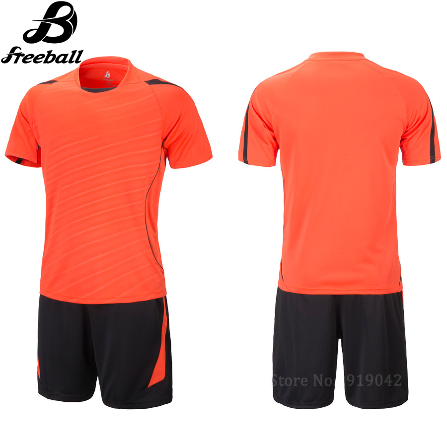 Professional Men Soccer Jerseys Set Training Survetement Football