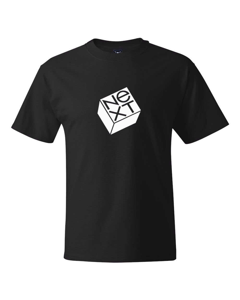Next Logo Retro Computers Geek T Shirts New 2019 Men'S Casual Letter Printed Top Quality Printed Shirts