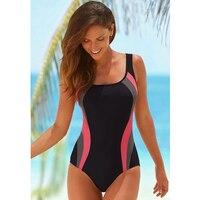 318a66529480 2018 Hot Swimsuit Swimwear Women Sport One Piece Swimsuit Sexy Monokini  Maillot De Bain Femme Bodysuit