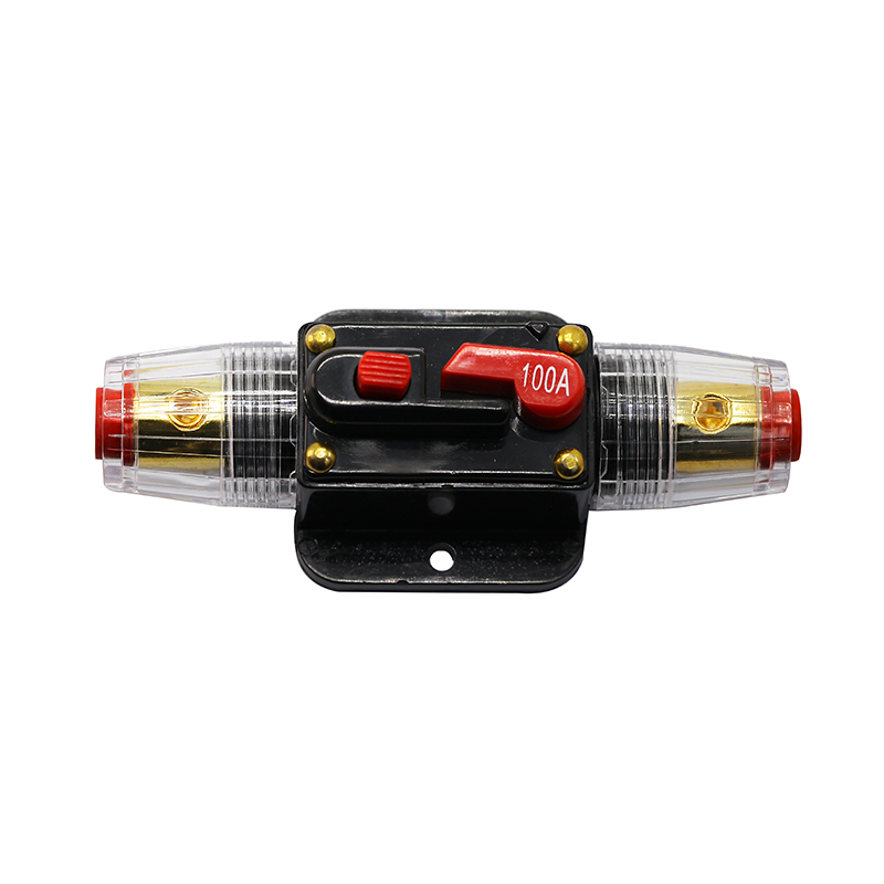 car audio fuse holder car audio 100 80 amp circuit breaker. Black Bedroom Furniture Sets. Home Design Ideas