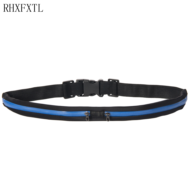 RHXFXTL Brand Mini Men Waist Pack Women Belt Bag Fashion Fanny Pack Female Waist Bags Strap Chest Bag Unisex Phone Pouch Heuptas