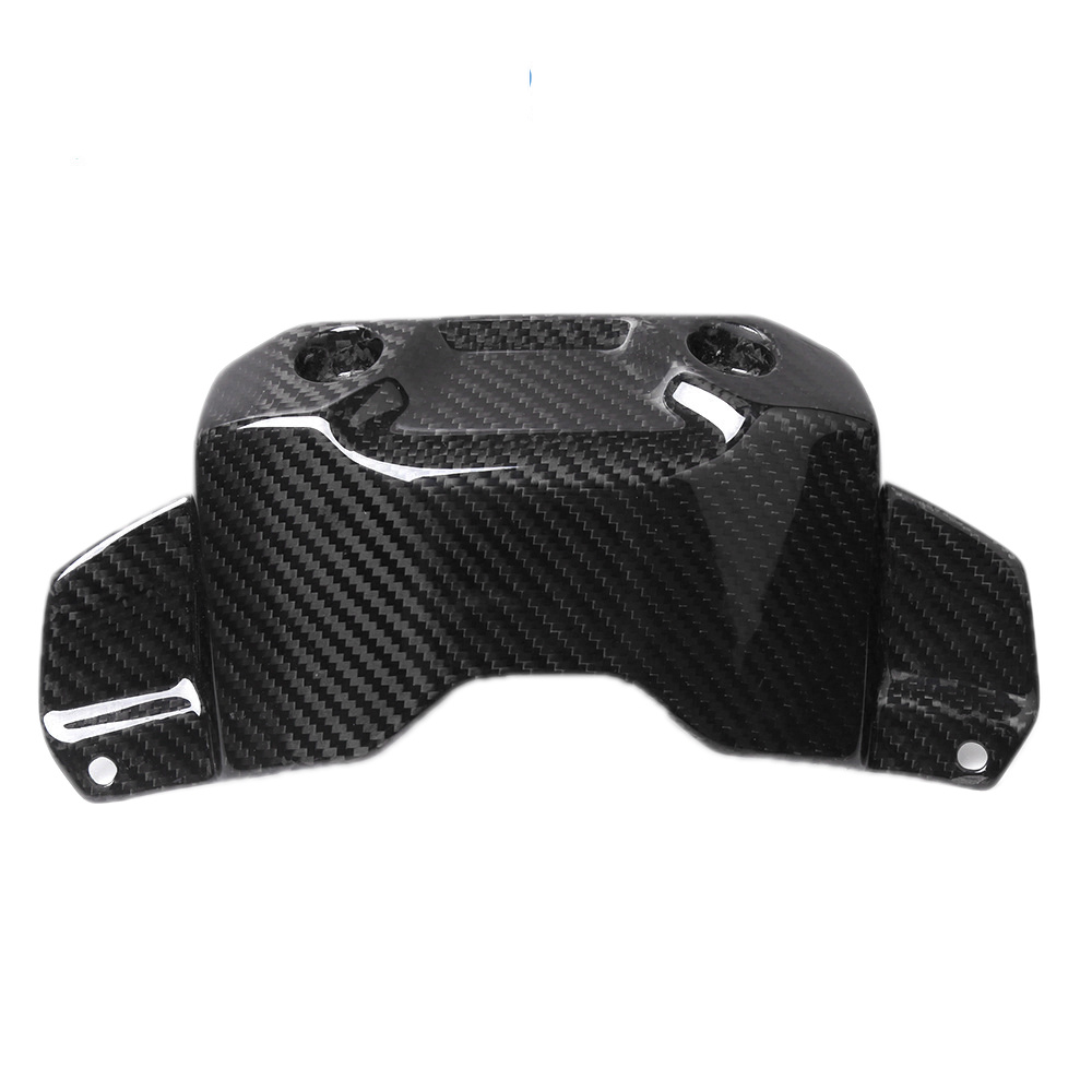 Carbon Fiber Motorcycle Full Fairing Fuel Tank Front Guard Anti-fall Protective Cover for Yamaha FZ09 FZ-09 2013-2015Carbon Fiber Motorcycle Full Fairing Fuel Tank Front Guard Anti-fall Protective Cover for Yamaha FZ09 FZ-09 2013-2015