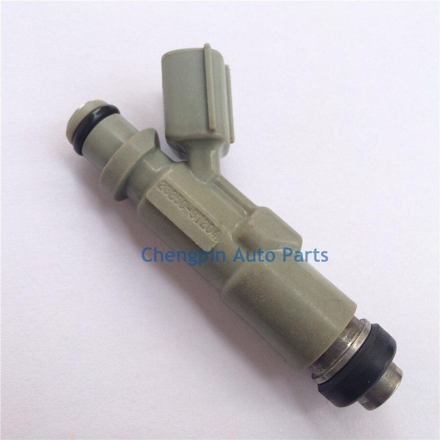 (4 unids/lote) auto parts original inyector de combustible oem #23250-97204 2325